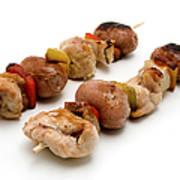 Shish Kebab Poster