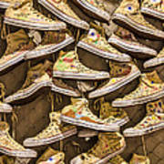 Shoe Art Poster