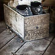 Shoebox Still Life Poster by Tom Mc Nemar