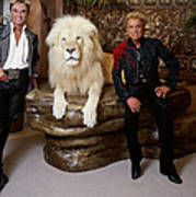 Siegfried And Roy Poster