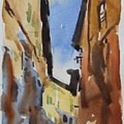 Sienna Street Poster