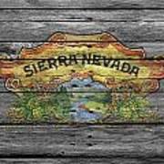 Sierra Nevada Poster