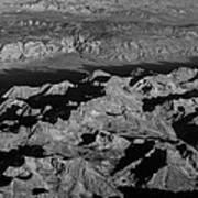 Sierra Nevada Shadows Poster