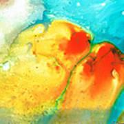 Siesta Sunrise Poster