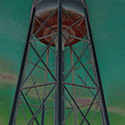 Sikeston Water Tower IIi Poster