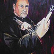 Pencak Silat - Pelatih Johnny Dutrieux Poster