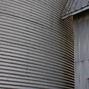 Silo Structure Poster