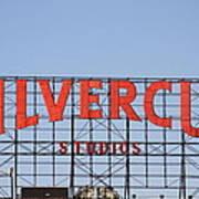 Silvercup Poster