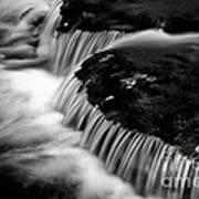 Silvery Falls Poster
