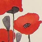 Simply Poppies 1 Poster