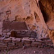 Sinagua Ruins I Poster