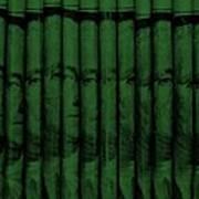 Singles In Dark Green Poster