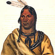 Sioux Chief 1883 Poster