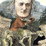 Sir Richard Owen (1804-1892) Poster
