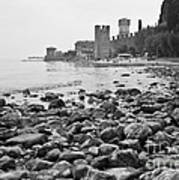 Sirmione Castle Poster