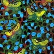 Six Butterflys Poster
