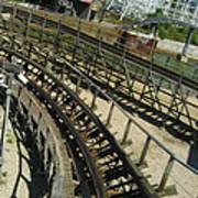 Six Flags America - Roar Roller Coaster - 12124 Poster