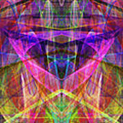 Sixth Sense Ap130511-22-20130616 Square Poster by Wingsdomain Art and Photography