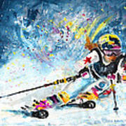 Skiing 03 Poster