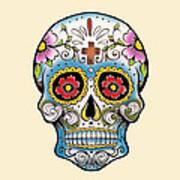 Skull 10 Poster