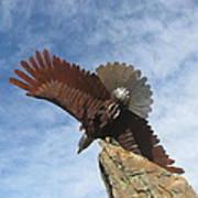 Sky Eagle Poster