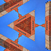Sky Fortress Progression 9 Poster