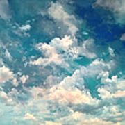 Sky Moods - Refreshing Poster