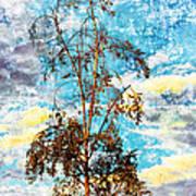 Sky Tree Poster