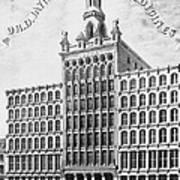 Skyscraper: Jayne Building Poster