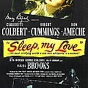 Sleep, My Love, Us Poster, Bottom Poster