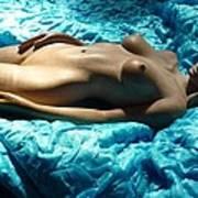 Sleeping Beauty Poster by Ronald Osborne