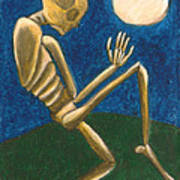 Slinking Through The Night Poster