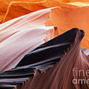 Slot Canyon Swirl Poster