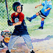 Slugger And Kicker Poster