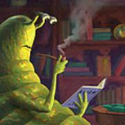 Sluggo's Scary Book   Poster