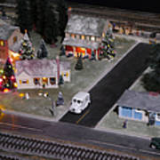 Small World - A Smalltown Holiday Poster