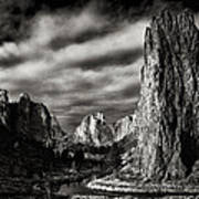 Smith Rock State Park 1 Poster