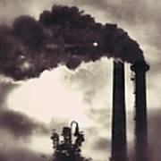 Smoke Stack Poster