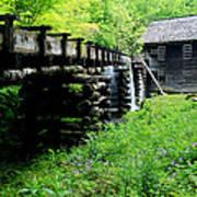 Smoky Mountain Mill Poster