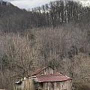 Smoky Mountain Barn 1 Poster