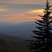 Smoky Mountain Sentinel  Poster
