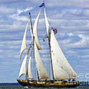 Smooth Sailing Poster
