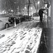 Snow In The City Poster