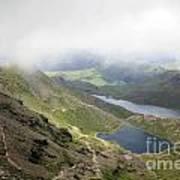 Snowdonia Wales Poster