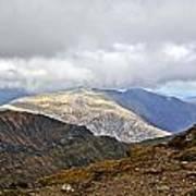 Snowdonian Splendor Poster