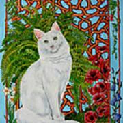 Snowi's Garden Poster