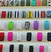 So Many Iphone Cases Poster
