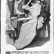 Soap Advertisement, 1902 Poster