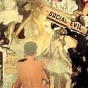Social Evil Poster