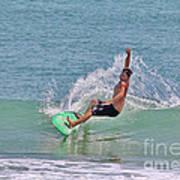 Soft Surf Poster
